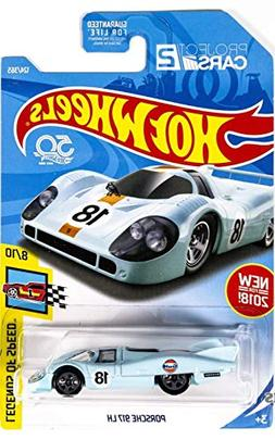 Hot Wheels 2018 50th Anniversary Legends of Speed Porsche 91