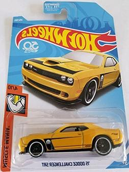 Hot Wheels 2018 50th Anniversary Muscle Mania '15 Dodge Chal