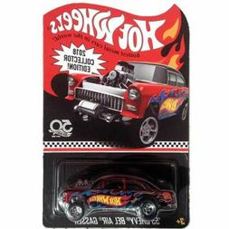 Hot Wheels 2018 Collector Edition '55 Chevy Bel Air Gasser
