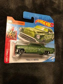 Hot Wheels 2018 CUSTOM '53 CHEVY Short Card 350/365 HW FLA
