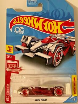 2018 Hot Wheels #69 Fast Foodie 3of5 ROLLER TOASTER Chrome w