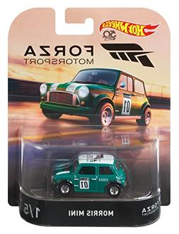 Hot Wheels 2018 Forza Motorsport Morris Mini Vehicle, 1:64 S