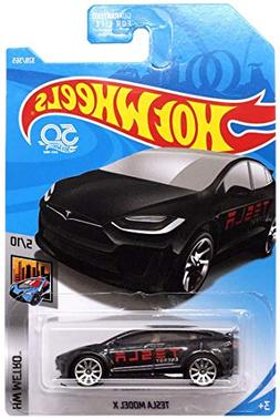 Hot Wheels 2018 HW Metro Tesla Model X 328/365, Black