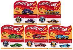 Hot Wheels 2018 50th Anniversary Originals Redlines Series C