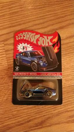 HOT WHEELS 2018 RLC REDLINE CLUB SELECTIONS CAR CUSTOM '72 D