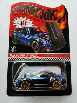 "2018 Hot Wheels RLC Selections ""72 Custom Datsun 240Z   FREE"