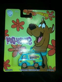 2018 hot wheels scooby-doo the mystery machine Real Riders