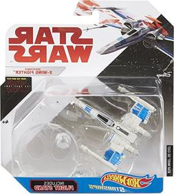 Hot Wheels 2018 Star Wars Starships RESISTANCE X-WING FIGHTE