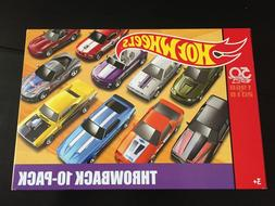 2018 HOT WHEELS THROWBACK 10-PACK BOX SET 50th. Anniversary