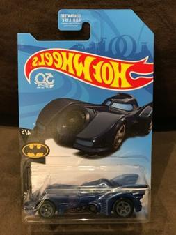 2018 Hot Wheels Treasure Hunt Batmobile