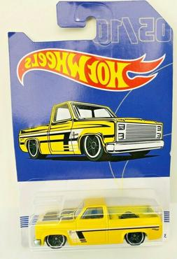 2019 Hot Wheels '83 Chevy Silverado American Pickup Trucks N