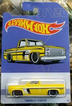 Hot Wheels 2019 American Pickup Trucks Series '83 Chevy Si