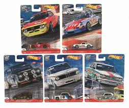 Hot Wheels 2019 Car Culture Door Slammers 1/64 Diecast Cars,