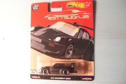 2019 HOT WHEELS CAR CULTURE SILHOUETTES BLACK RWB PORSCHE 93