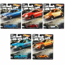 2019 Hot Wheels Cruise Boulevard Set of 5 Cars Car Culture 1