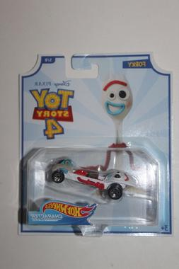 2019 HOT WHEELS DISNEY PIXAR TOY STORY 4 CHARACTER CARS FORK