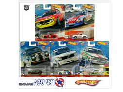 2019 Hot Wheels Door Slammers Set of 5 Cars Car Culture 1/64
