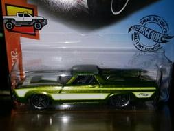 HOT WHEELS 2019 HOT TRUCKS #8/10  '72 FORD RANCHERO