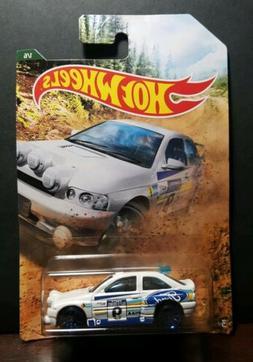 2019 Hot Wheels Ford Escort Wal-Mart Rally Sport Series #1/6
