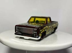 Hot Wheels 2019 HW Art Cars 83 Chevy Silverado 247/250 Dieca