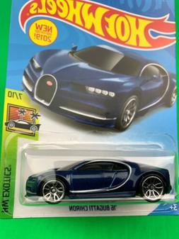 2019 Hot Wheels HW EXOTICS 7/10 '16 Bugatti Chiron 236/250