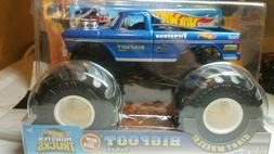 2019 Hot Wheels Monster Truck  BIGFOOT 4X4 New for 2019 Retr
