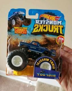 Hot Wheels 2019 Monster Trucks BIGFOOT 1:64