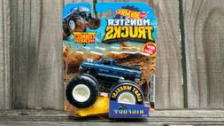2019 Hot Wheels: Monster Trucks- Bigfoot