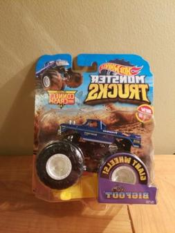 2019 Hot Wheels Monster Trucks Bigfoot vhtf