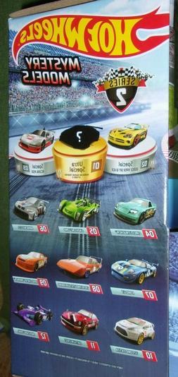2019 Hot Wheels  Mystery Models Series 2 Huracan Acura Dodge