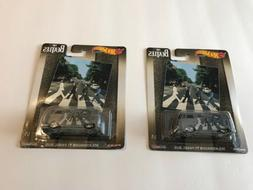 Hot Wheels 2019 Premium The Beatles Volkswagen T1 Panel Bus