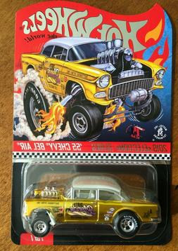 2019 Hot Wheels RLC SELECTIONS Dirty Blonde '55 Chevy Bel Ai