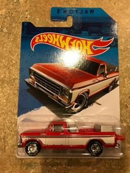 2019 Hot Wheels Sam Waltons 1979 Ford F150 Truck Walmart Exc