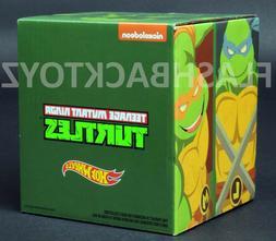2019 SDCC Mattel Hot Wheels Teenage Mutant Ninja Turtles Par