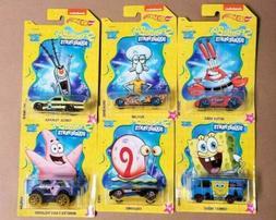 2019 Hot Wheels SpongeBob Squarepants 20 Best Year Ever COMP