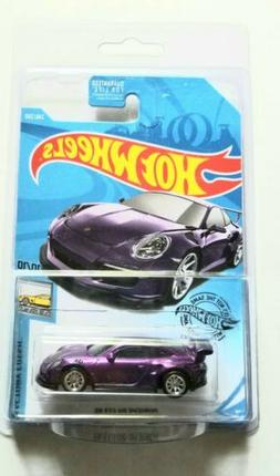 2019 Hot Wheels Super Treasure Hunt PORSCHE 911 GT3 RS