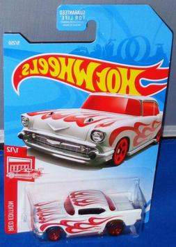 2019 Hot Wheels ~ TARGET RED EDITION EXCLUSIVES ~ '57 CHEVY