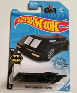 2019 Hot Wheels Treasure Hunt * Batmobile Animated Series *