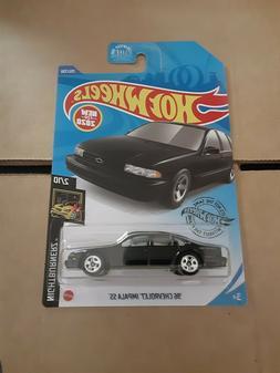 2020 Hot Wheels 96 Chevrolet Impala SS Nightburnerz 232/250