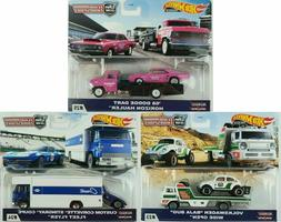 Hot Wheels 2020 Car Culture Team Transport Case J Set 3 Truc