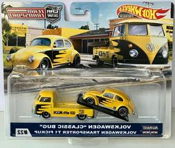 Hot Wheels 2020 Car Culture Team Transport VW Classic Bug Tr