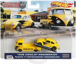 HOT WHEELS 2020 Car Culture Team Transport VW Classic Bug Tr