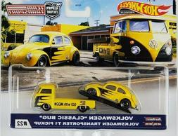 Hot Wheels 2020 Car Culture Team Transport VW Classic Bug  T