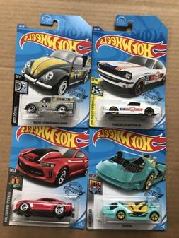 2020 Hot Wheels Dollar General Exclusive Set of 4 FOUR Cars