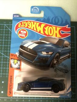 2020 Ford Mustang Shelby GT500 #248 Blue 1/10 Muscle 2020 Ho