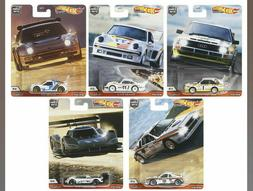2020 Hot Wheels Hill Climbers Set of 5 Cars Car Culture 1/64