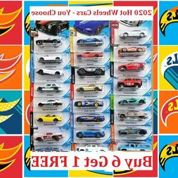 2020 Hot Wheels Main Line Series You Pick - 250+ Brand New H
