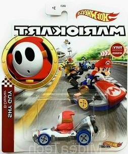 Hot Wheels 2020 Mariokart Shy Guy B-Dasher 1/64 Diecast Char