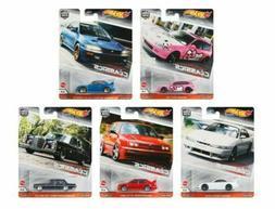 2020 modern classics set of 5 cars