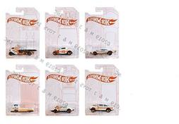 HOT WHEELS 2020 PEARL & CHROME EXCLUSIVE GJW48-999A SET OF 6